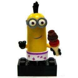 MEGA BLOKS 94800 Xếp hình kiểu Lego Minion Blind Packs Series I {Random Bag} Small Yellow People Blind Box Series 1 (random Package) Little Yellow Man Blind Box Series 1 (gói Ngẫu Nhiên)