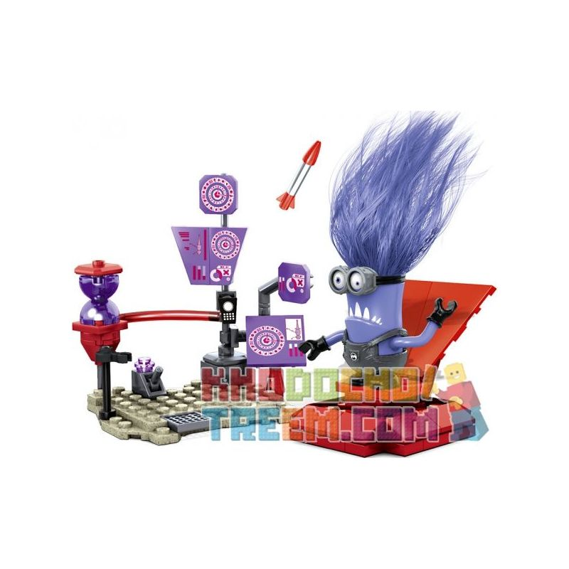 MEGA BLOKS 94812 Xếp hình kiểu Lego El Macho's Lab Laboratory Of El Macho Phòng Thí Nghiệm Của El Macho