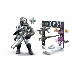 MEGA BLOKS FFB51 Xếp hình kiểu THE LEGO NINJAGO MOVIE Dead Orbit Hunter Armory Fate Death Orbit Hunter Armor Áo Giáp Thợ Săn Theo Dõi Tử Thần 35 khối