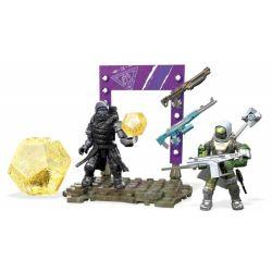 MEGA BLOKS FMK05 Xếp hình kiểu THE LEGO NINJAGO MOVIE Xûr Arsenal Fate Xûr's Armory Armory Của XûR. 53 khối