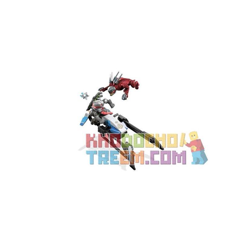 MEGA BLOKS FMK08 Xếp hình kiểu THE LEGO NINJAGO MOVIE Fate Avalon Courser Sparrow Avalon Courser Sparrow. 75 khối