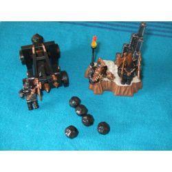 MEGA BLOKS 9655 Xếp hình kiểu Lego Catapult Máy Bắn đá