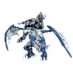 MEGA BLOKS 95234 Xếp hình kiểu Lego Blizzard Glaragon Blizzard Glabagon Blizzard Glabagon. 23 khối