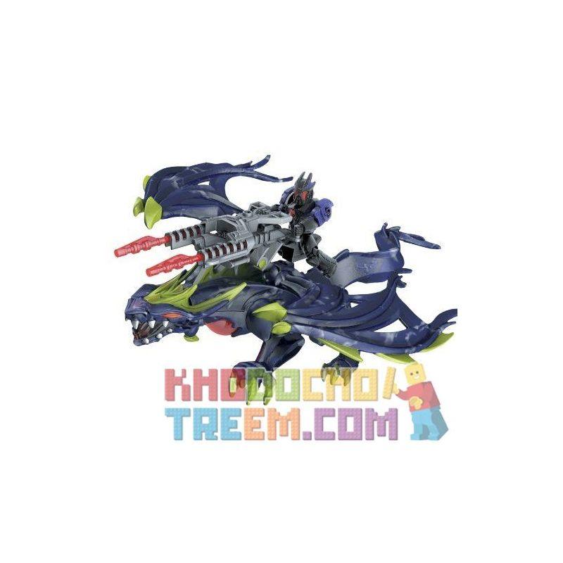 MEGA BLOKS 95238 Xếp hình kiểu Lego Chrono Kaizer Kaiser Time Giờ Kaiser