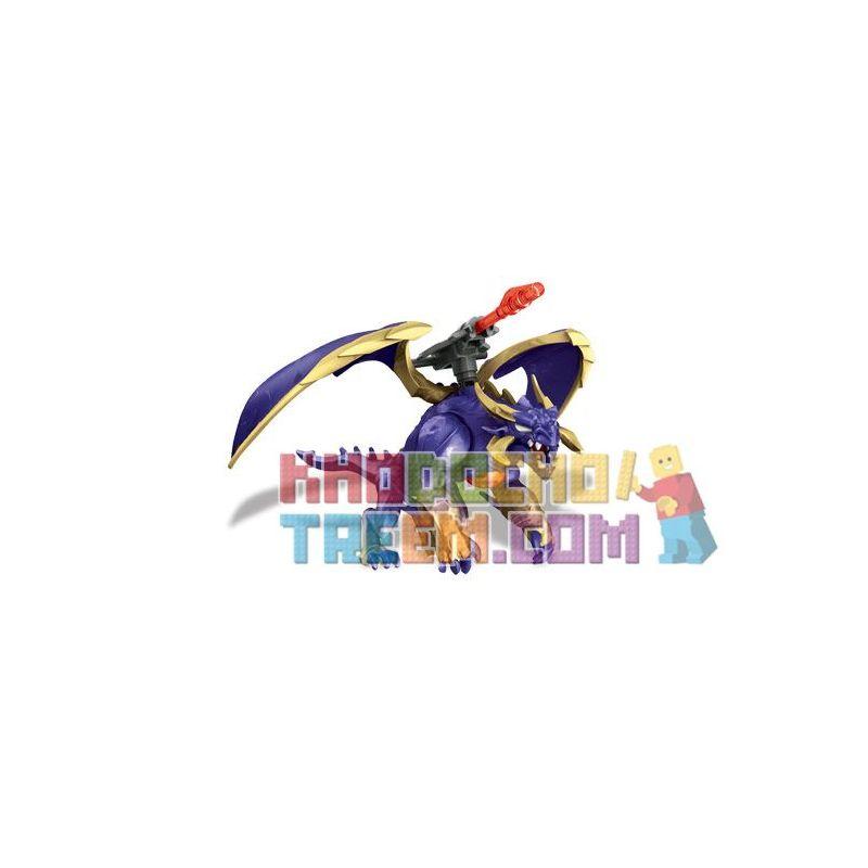MEGA BLOKS 95256 Xếp hình kiểu Lego Soul Kaiga Yes L Đúng Rồi 13 khối