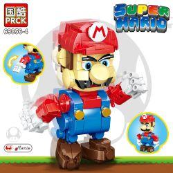PRCK 69856-4 Xếp hình kiểu Lego Super Mario Mario. 264 khối
