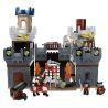 Hystoys Hongyuansheng Aoleduotoys HG-1278 (NOT Lego Duplo 4777 Knights' Castle ) Xếp hình Tấn Công Lâu Đài Hiệp Sỹ 172 khối