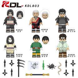 KDL K2015 2015 K2016 2016 K2017 2017 K2018 2018 K2019 2019 K2020 2020 803 Xếp hình kiểu Lego COLLECTABLE MINIFIGURES House 6 Naruto Naruto. gồm 6 hộp nhỏ