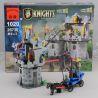 Enlighten 1020 (NOT Lego Castle King's Castle ) Xếp hình Phòng Thủ Lâu Đài Nhà Vua 267 khối