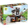 Hystoys Hongyuansheng Aoleduotoys HG-1313 (NOT Lego Duplo Lego Duplo Castle 76 ) Xếp hình Nhà Kho Của Nhà Vua 76 khối