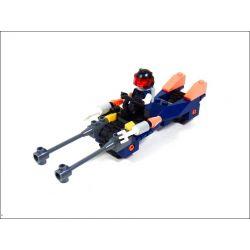 GUDI 8216 Xếp hình kiểu Lego Earth Border Core Defense Defender Bunker, Slaughter Tank, Shadow Speed Attack Motorcycle Trung Tâm Phòng Vệ 531 khối