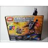 Xinlexin Gudi 8209 (NOT Lego Star wars The Desert Echo ) Xếp hình Rô Bốt Chiến Đấu Nhỏ 1 Người Ngồi 194 khối