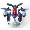 Xinlexin Gudi 8613 (NOT Lego Star wars White Inflammation Fighter ) Xếp hình Phi Thuyền Chiến Đấu 2 Người Lái 226 khối