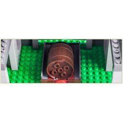 Enlighten 1021 Qman 1021 Xếp hình kiểu Lego Castle Knights Flying Eagle Castle Tấn Công Lâu đài đại Bàng 568 khối