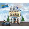 Enlighten 1127 (NOT Lego City Sunshine Hotel ) Xếp hình Khách Sạn Mặt Trời 628 khối