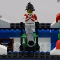 NOT Lego PIRATES OF THE CARIBBEAN 6280 6291 Armada Flagship, Enlighten 305 Qman 305 KEEPPLEY 305 Xếp hình Tàu Chiến Hoàng Gia Bắt Cướp Biển gồm 2 hộp nhỏ 284 khối