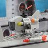 Enlighten 816 (NOT Lego Military Army 3 In 1 Submarine ) Xếp hình Tàu Ngầm Tác Chiến Cùng Tàu Lặn Cá Nhân 3 Trong 1 382 khối