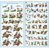 Huimei HM132 (NOT Lego Duplo 9089 Tubes Experiment Set ) Xếp hình Ống Trượt 153 khối