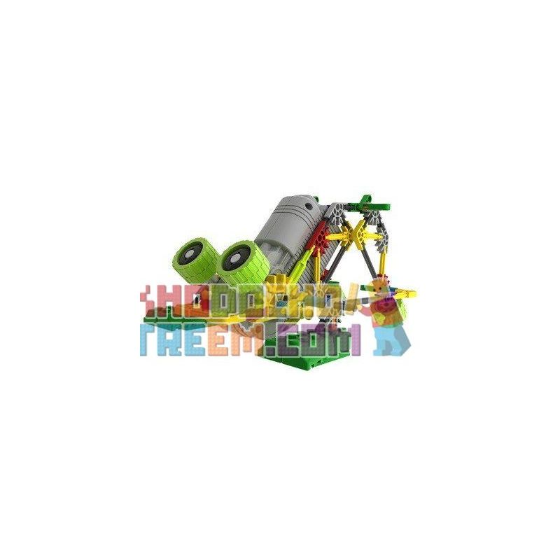 Loz 3012 A0012 (NOT Lego Buildingblocks Jungle Robots Electric Frog King Robot ) Xếp hình Rô Bốt Ếch Động Cơ Pin gồm 2 hộp nhỏ 118 khối