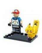 Xếp hình Lego Pokémon Vietnam Block Toys Xếp hình Lego giá sốc rẻ nhất