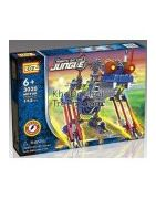 Xếp hình Lego Loz Robot thhú cưng thông minh giá sốc rẻ nhất