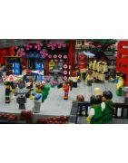 Xếp hình Lego Japanese Street Việt Nam giá sốc rẻ nhất