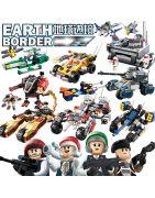 Earth Border