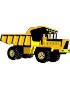 Xe tải - ô tô tải điều khiển từ xa