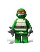 Xếp hình Lego TMNT Teenage Mutant Ninja Turtles  giá sốc rẻ nhất