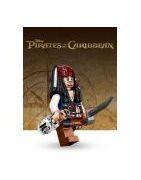 Xếp hình Lego Pirates of the Caribbean Việt Nam Block Toys Xếp hình Lego giá sốc rẻ nhất